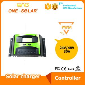 太阳能控制器PWM30A2448V LED驱动 高精度A/D模数转换器