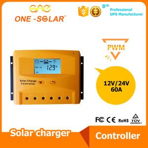60A太阳能逆控一体机 48V转220V工频纯正弦波逆变器控制